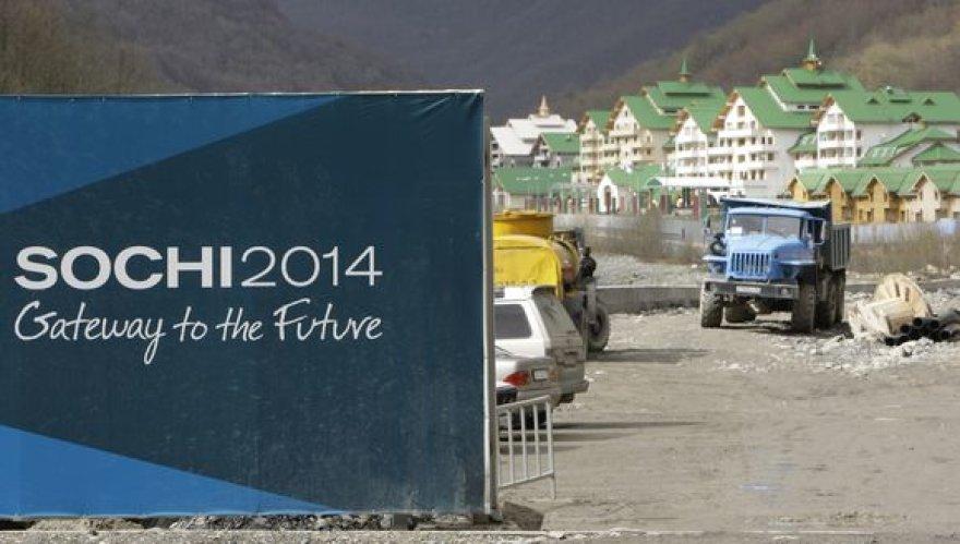 Sočis jau ruošiasi būsimai olimpiadai. Ar ne per anksti?