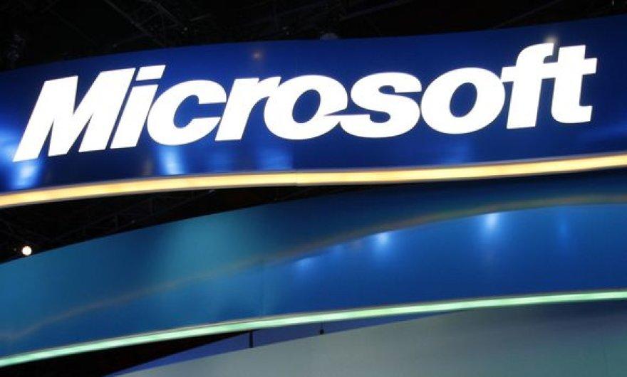"""Microsoft"" ženklas"