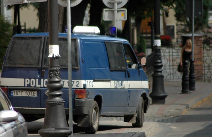 Lenkų policija
