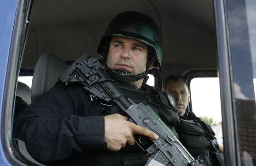 Kosovo ginkluotosios pajėgos