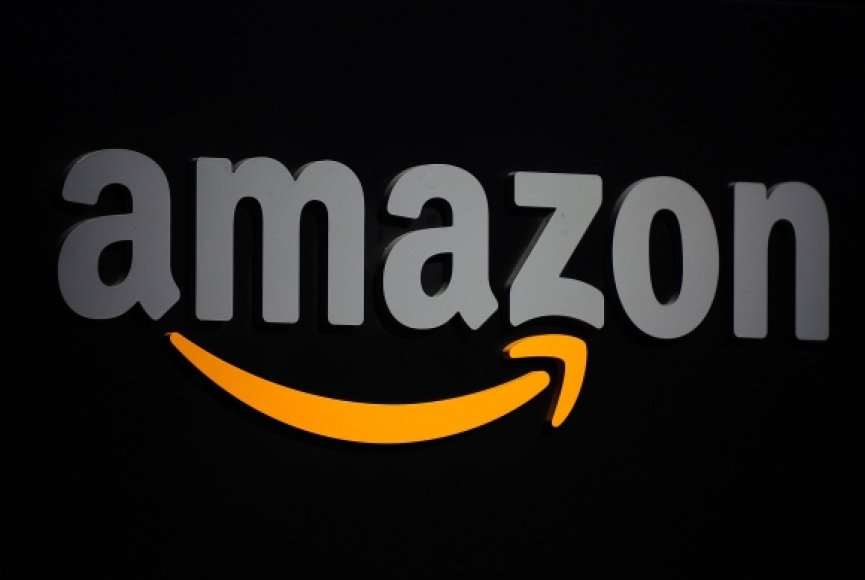 """Amazon"" logotipas"