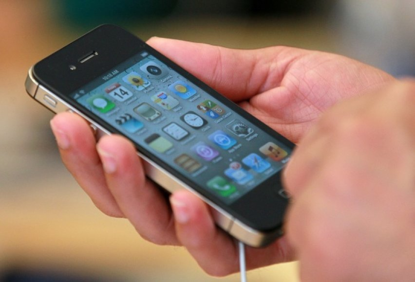 """iPhone 4S"""