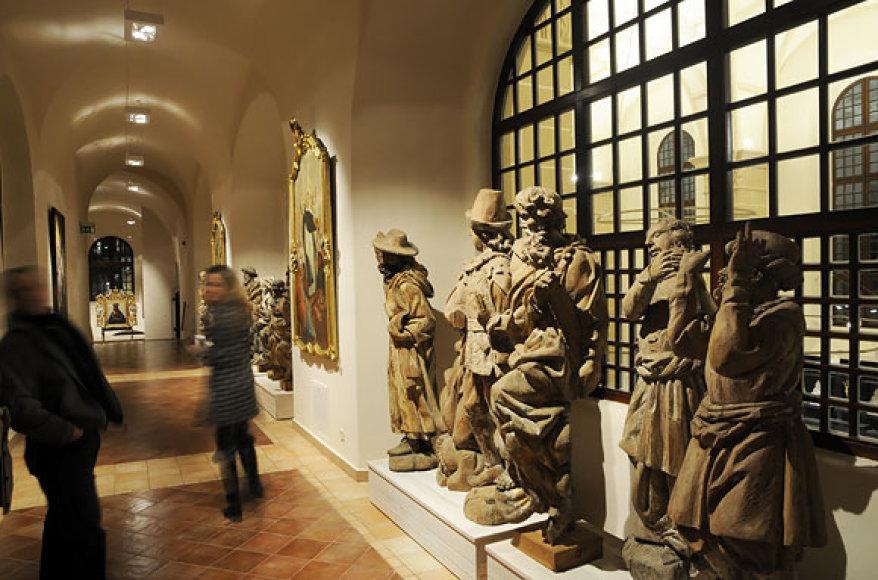 Bažnytinio paveldo muziejuje