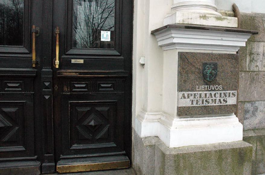Apeliacinis teismas