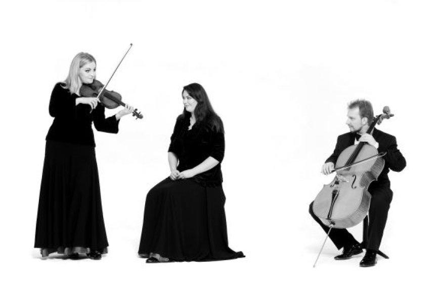 "Fortepijoninio trio ""FortVio""."