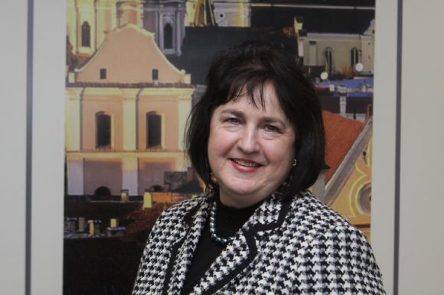 Lietuvos valstybinio turizmo departamento direktorė Dr. Raimonda Balnienė