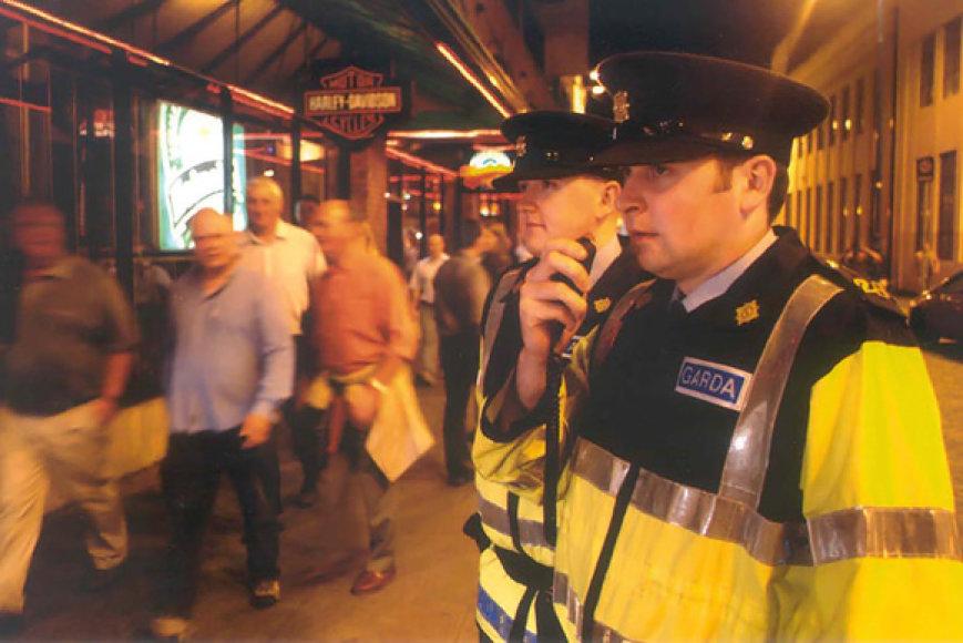 Dublino policija