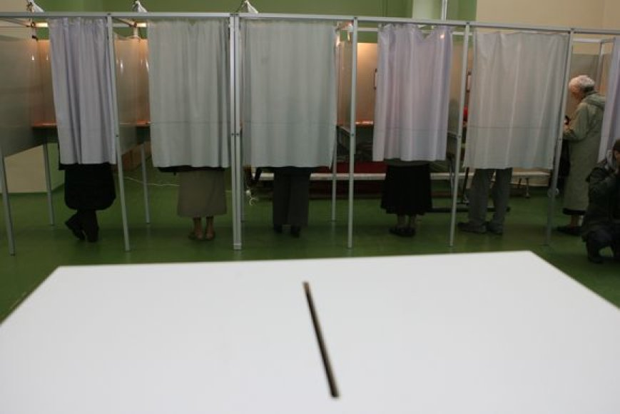 Balsavimas EP rinkimuose