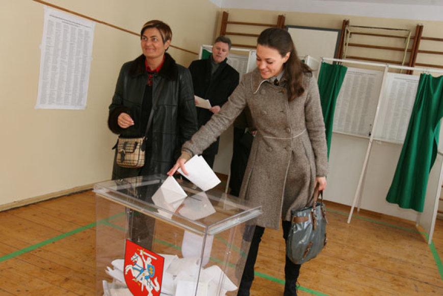 Savivaldos rinkimai
