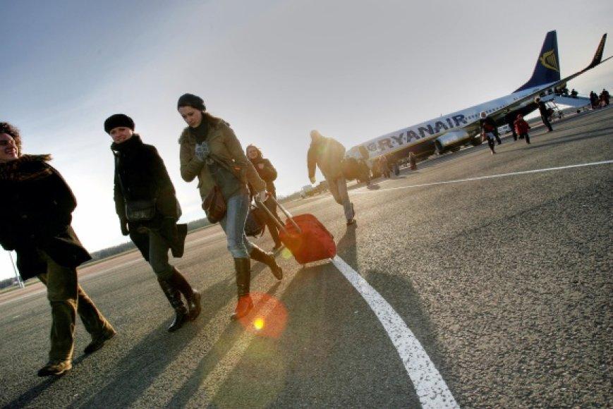 Emigrantai