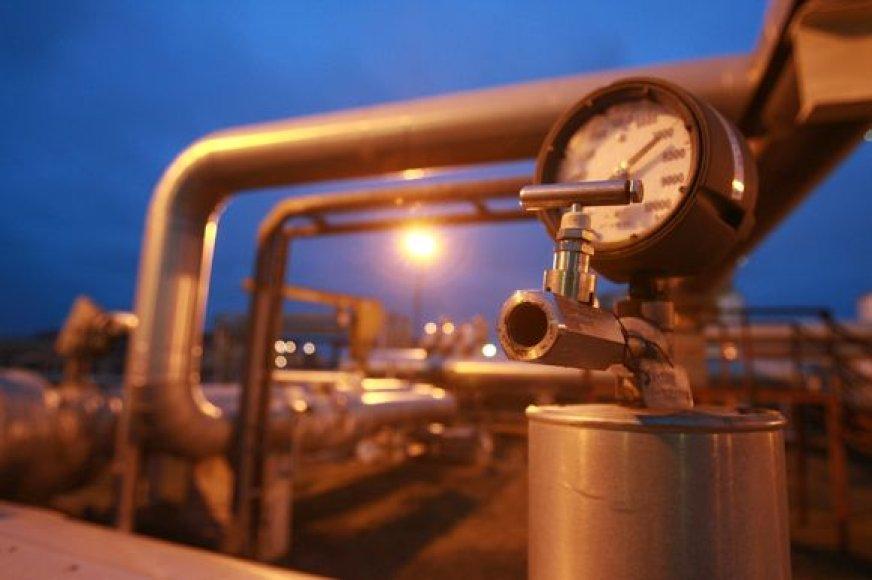 """""""Mažeikių nafta"""" 2008-uosius ketina užbaigti teigiamais, nors gerokai prastesniais nei pernai, rezultatais."""
