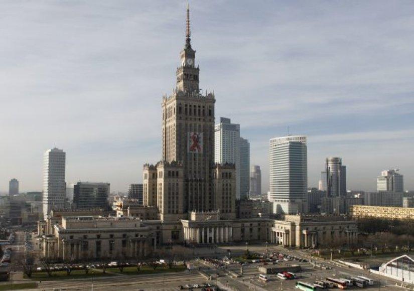 Varšuvos centras