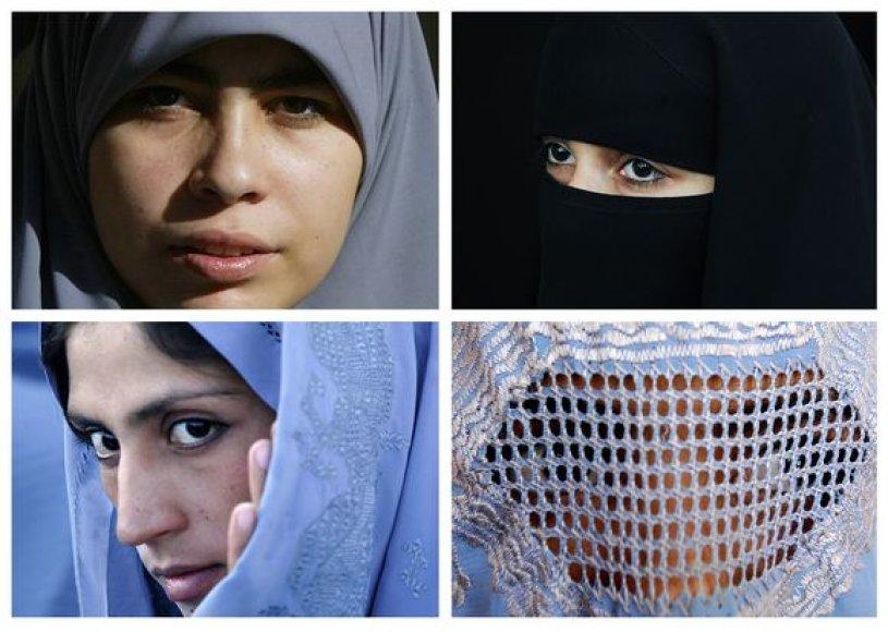 90 proc. Afganistano moterų namuose patiria smurtą