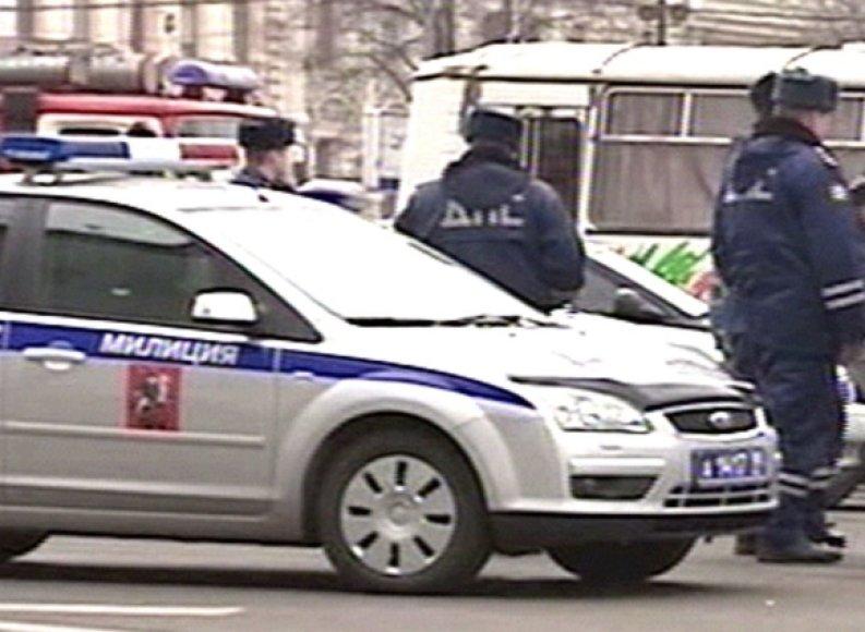 Rusijos milicija.
