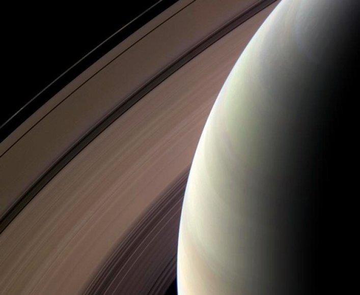 Saturno žiedai