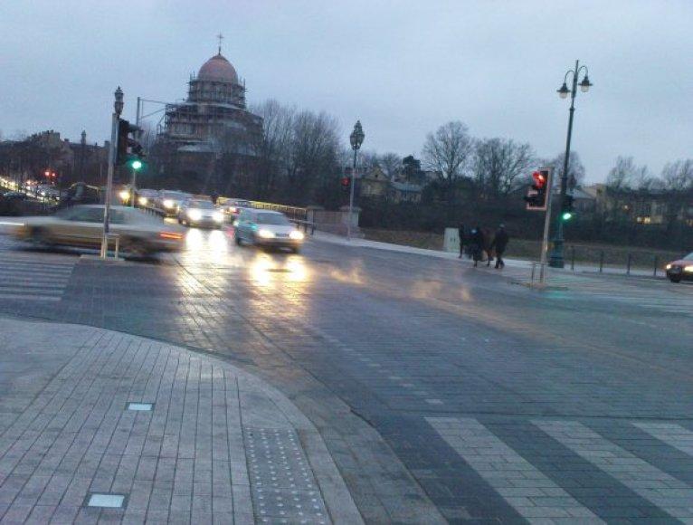 Plikledis Vilniaus centre