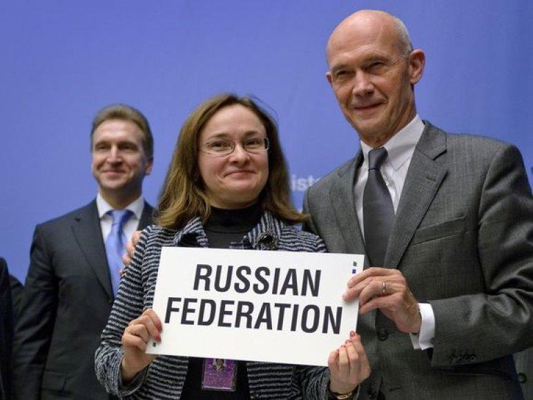 Rusija priimta į PPO