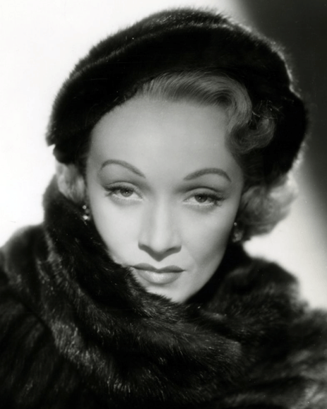 Marlena Dietrich, 1951 m.