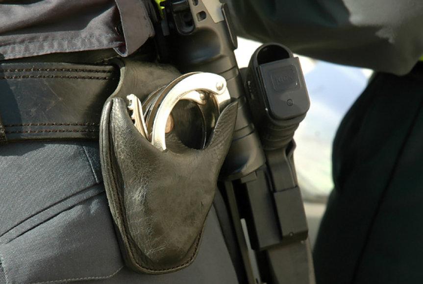 Policininko amunicija