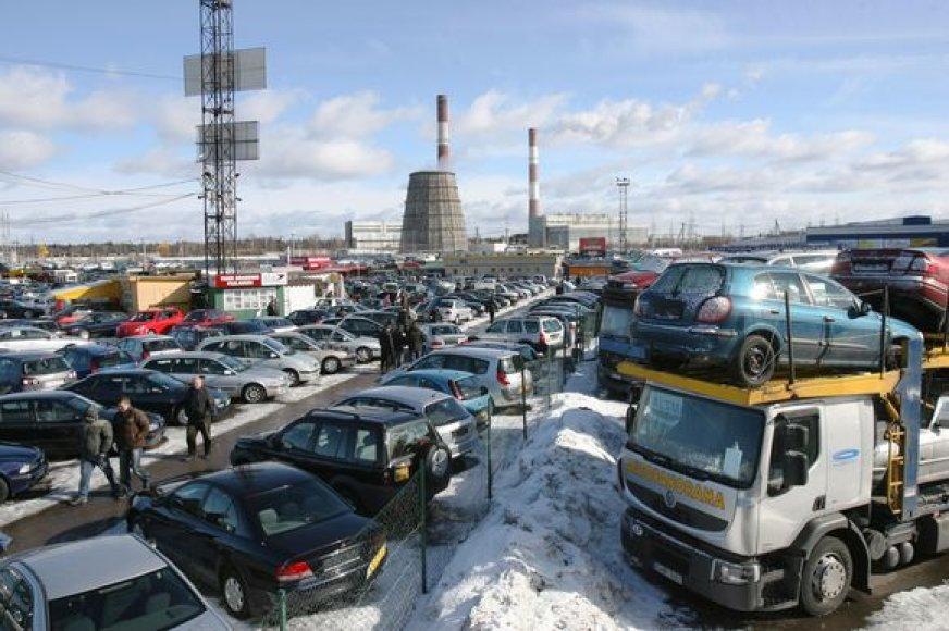 Automobiliai iš šveicarijos