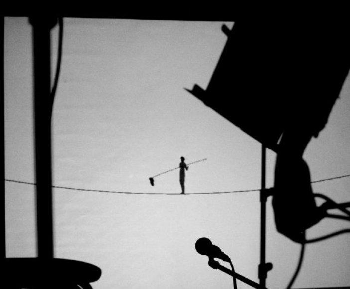 """Muziką, vaizdą ir poeziją jungiantis festivalis """"Tarp"""" sugrįžta į Klaipėdą."""