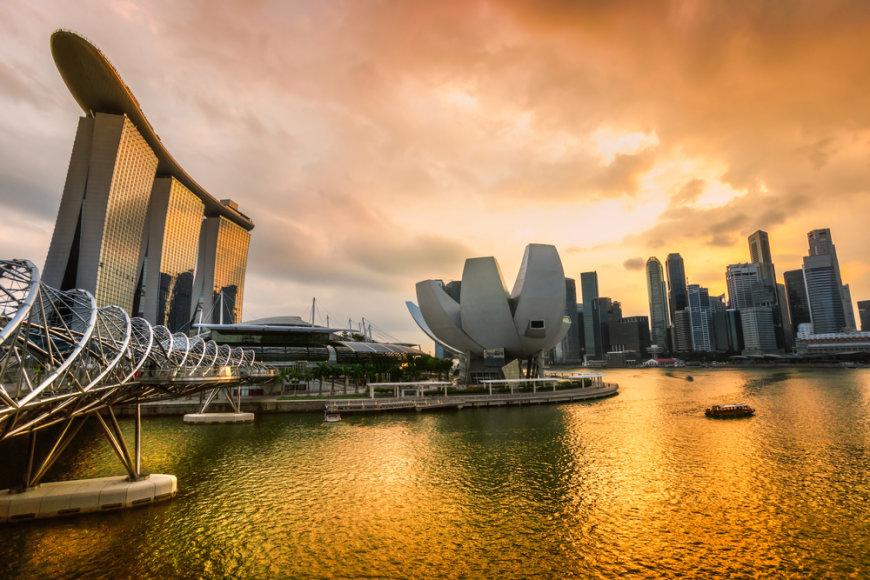 Singapūro sostinė Singapūras