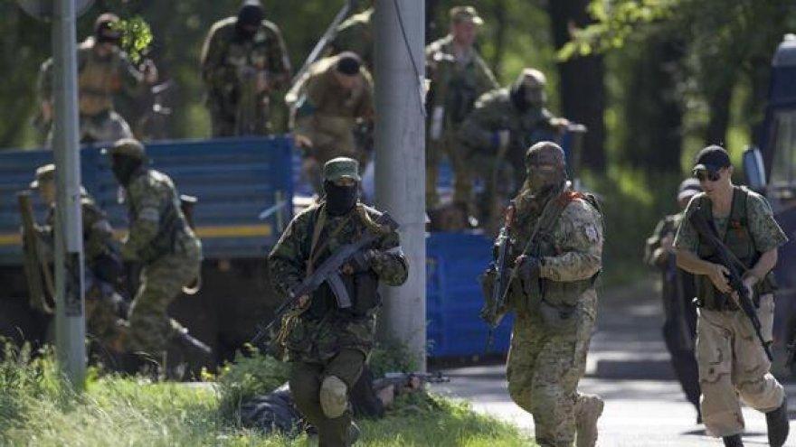 Mūšis Donecke