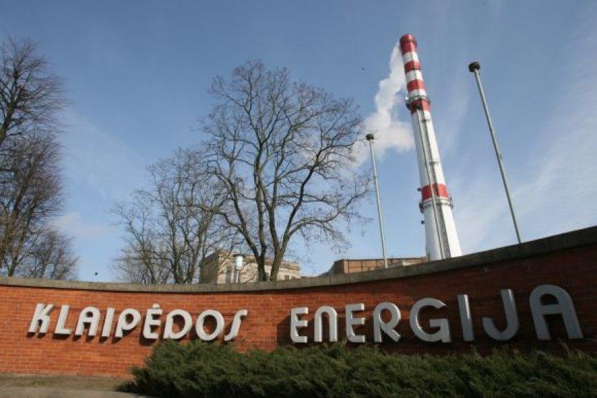 """""""Klaipėdos energijos"""" investicijų plane daugiausi lėšų numatyta šilumos tiekimo trasų atnaujinimui."""