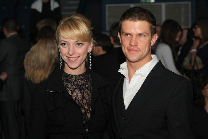 Renata Paleičikaitė-Polujanskienė ir Jurgis Polujanskas