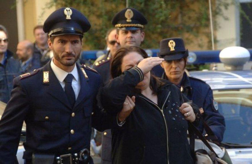 Italijos policija kovoja su mafija