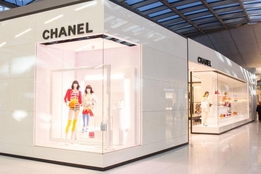 """Chanel"" parduotuvė"