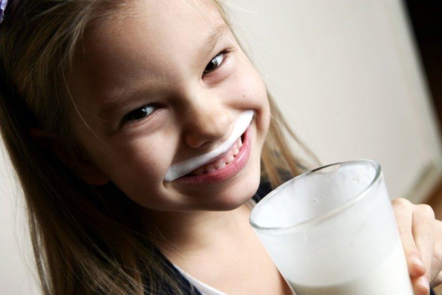 Beveik visų Vilniaus vaikų darželių vaikai turėtų kasdien gauti šviežių pieno produktų ir vaisių.