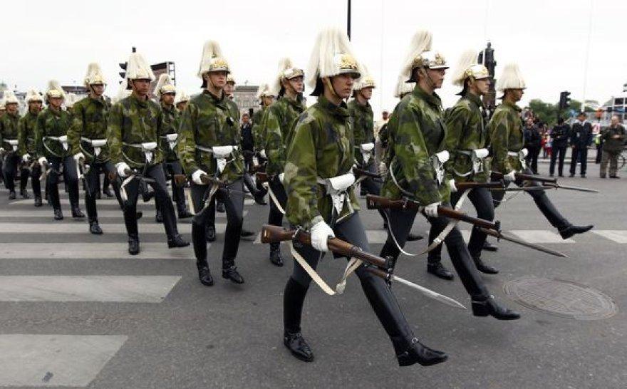 Švedijos kariai