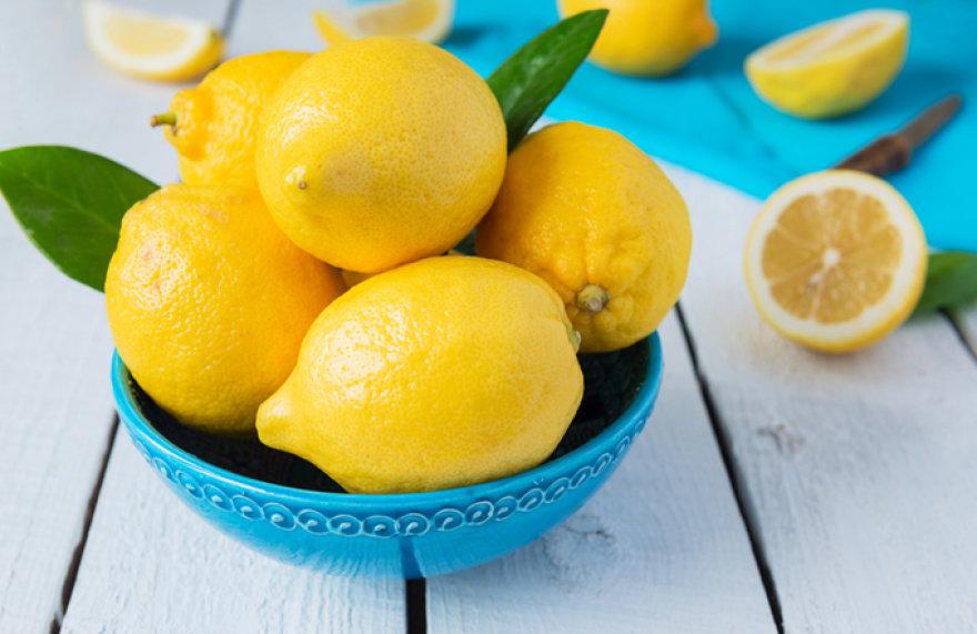 Vanduo su citrina dieta