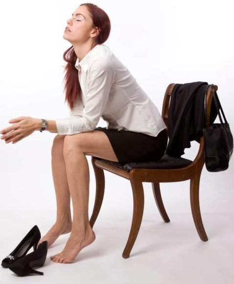 Ar mokate atsipalaiduoti po darbų?