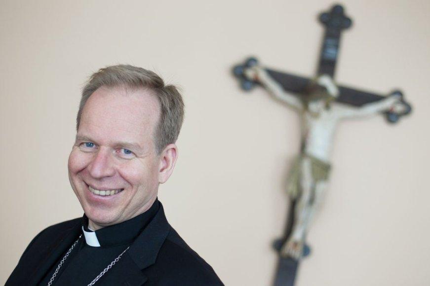 Vilniaus arkivyskupas Gintaras Grušas