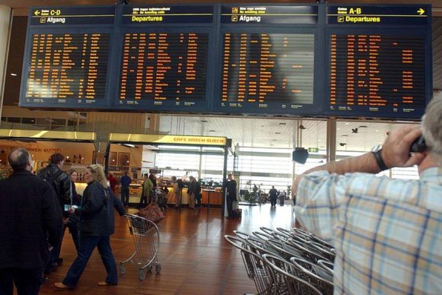 Kopenhagos oro uostas