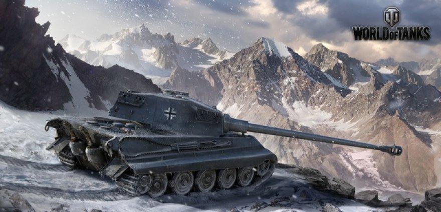 """""""World of Tanks"""" žaidimas"""