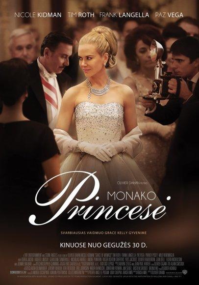 "Filmo ""Monako princesė"" plakatas"