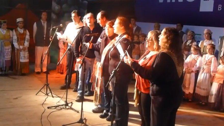 """""""Tautiška giesmė"""" liepos 6 d. buvo giedama ir Argentinoje."""