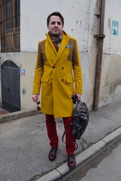Gatvės stilius Florencijoje