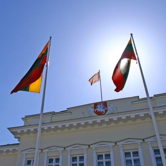 Prezidentūros pastatas