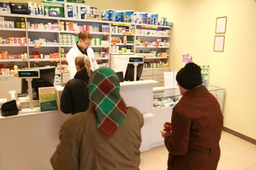Klaipėdoje per paskutinę savaitę sergamumas gripu padidėjo keliais procentais.