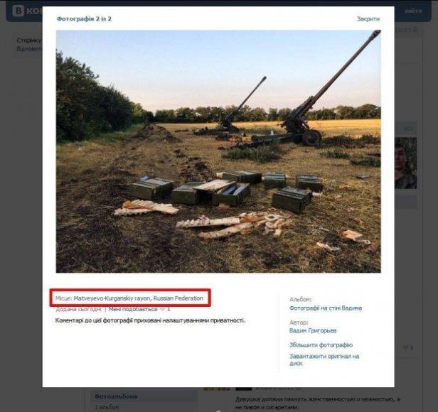Rusijos kariai prisipažįsta, kad šaudo į ukrainiečius