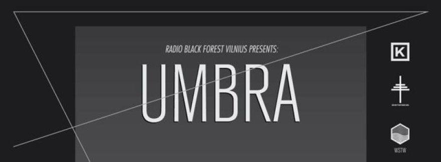 """Kultūros bare """"Kablys"""" vyks sunkiosios elektronikos renginys UMBRA"""