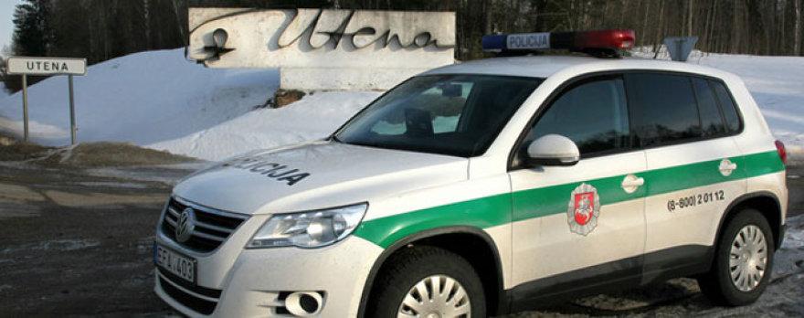 Utenos policija