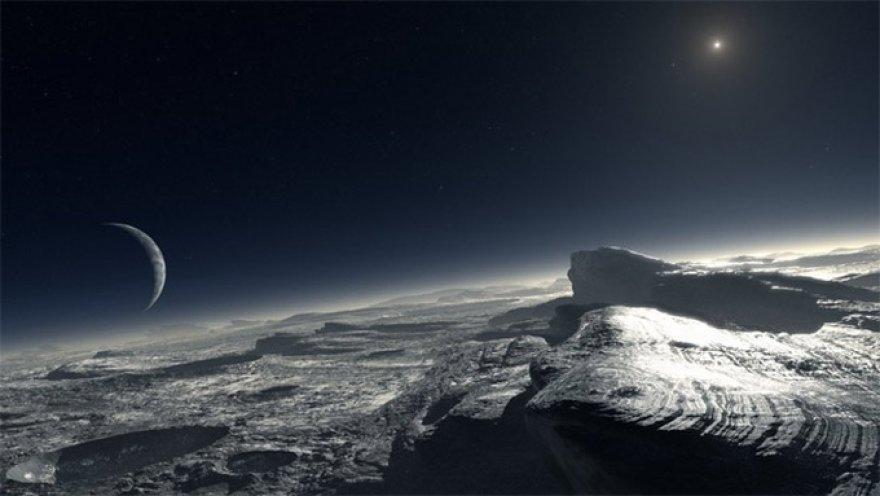 Vaizdas iš Plutono dailininko akimis