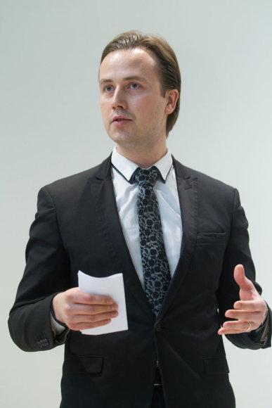 Darius Mažintas