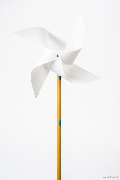 Gerų darbų aukcionas - ekologiškas gero vėjo malūnėlis