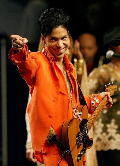 Vida Press nuotr./Prince'as